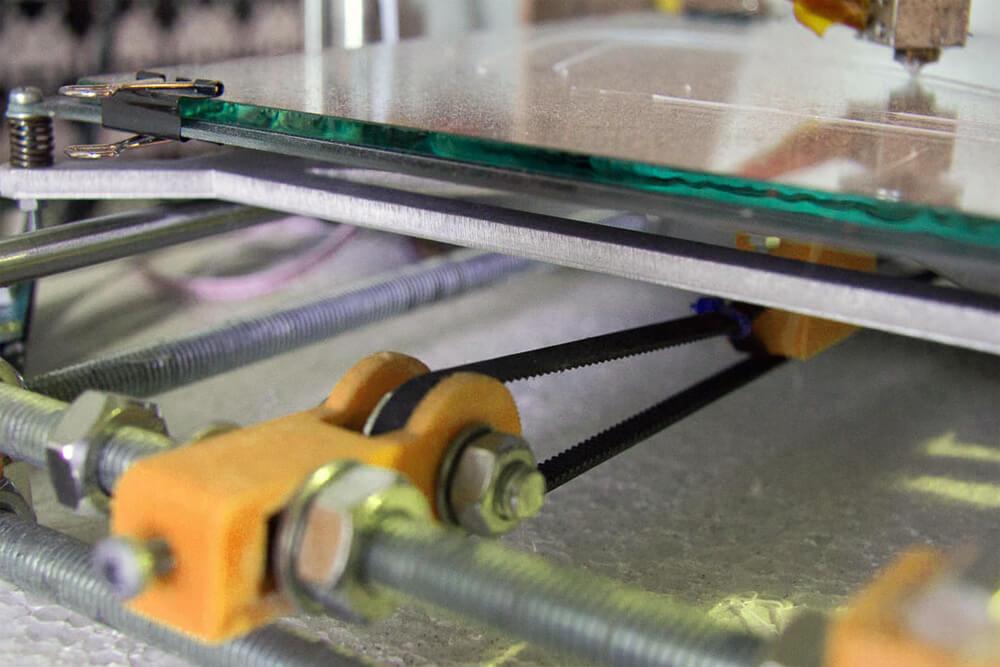Anycubic Prusa i3 3D Drucker Bausatz