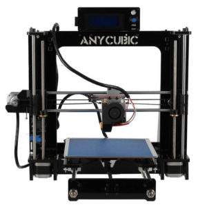 Anycubic Prusa i3 Test 3D Drucker