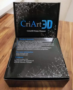 CriArt3D legt auch Wert auf die Optik.
