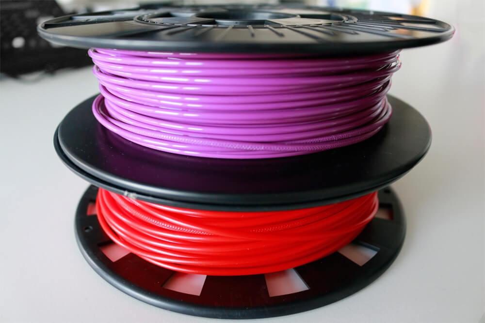 Innofil3D Filament, das am Prusa I3 getestet wurde