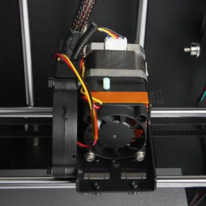 Extruder des MeCreator 2 3D-Druckers