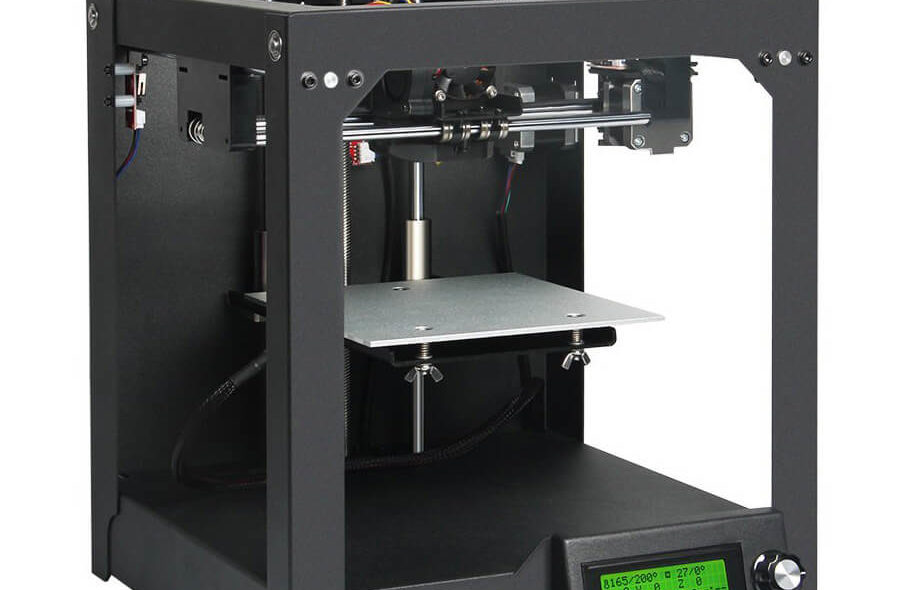 Geeetech GiantArm Test MeCreator 2 3D-Drucker