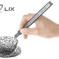 LIX 3D Stift Test 3D Malstift