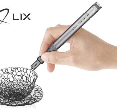 LIX 3D Stift Test 3D Malstift