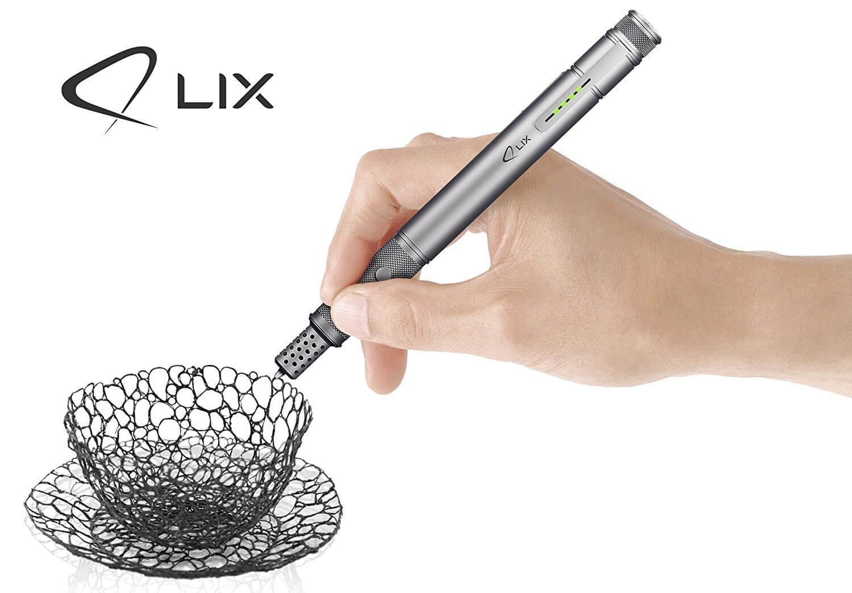 der lix 3d stift im test schlankes design und geringes gewicht 3d. Black Bedroom Furniture Sets. Home Design Ideas