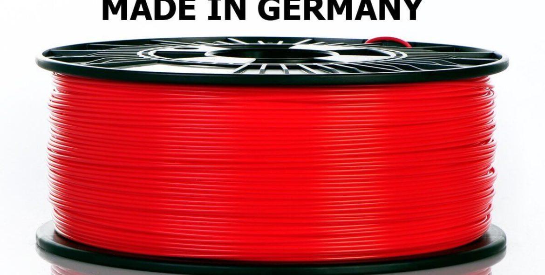 Knallrotes Material 4 Print ABS Filament