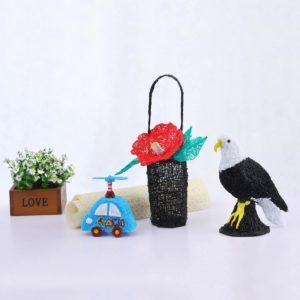 Beispielobjekte aus dem ODRVM 3D Druckstift