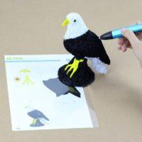 ODRVM 3D Stift Vorlagen Test