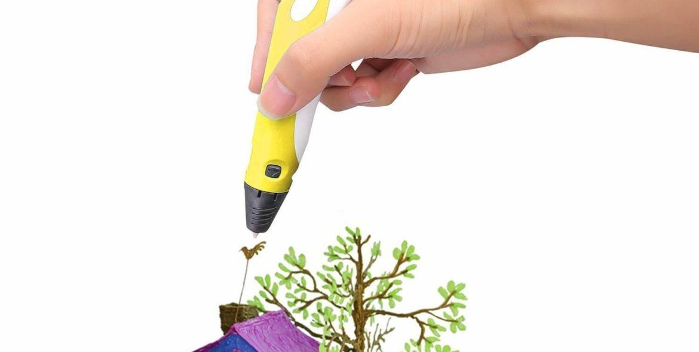 Plusinno 3D Stift kaufen: Der Test des DIY Scribblers