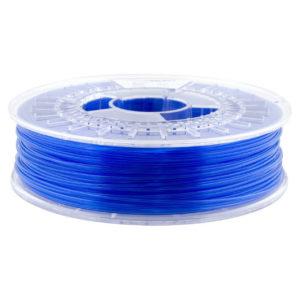 Eine knallig blaue Spule Prima Filaments PETG