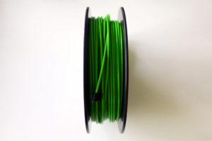 Pulox ABS Filament nach dem Druck