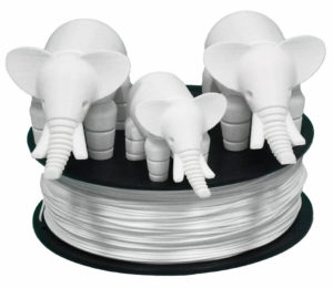 Pulox Filament ABS Testdruck Produktfoto
