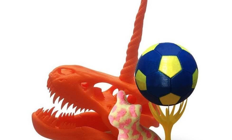 Nicht nur Spielzeug, sondern auch Sexspielzeug kann 3D-gedruckt werden
