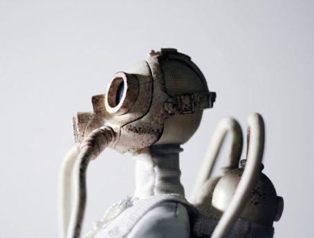 Selbst gestaltete Roboter in wenigen Minuten 3D-drucken