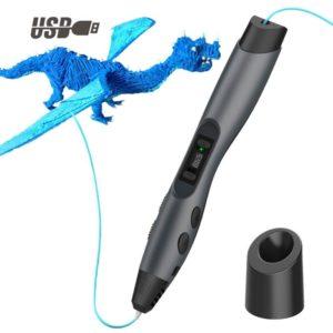 Zum Vergleich der QPAU 3D Stift
