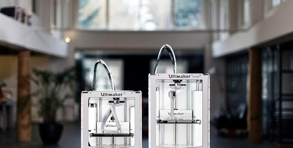 Ultimaker 2+ vs. Ultimaker UM2E+ (Extended+)