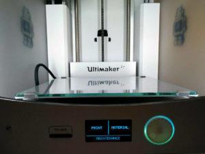 Ultimaker 2+ Test 3D Drucker