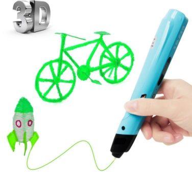 Uvistare 3D Drucker Stift Test
