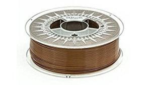 extrudr Filament mit transparenter Spule